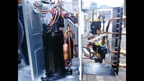 Cara Modifikasi Ac 1 Outdoor 2 Indoor by Proses Modifikasi Outdoor 0 75pk Untuk 2 Indoor