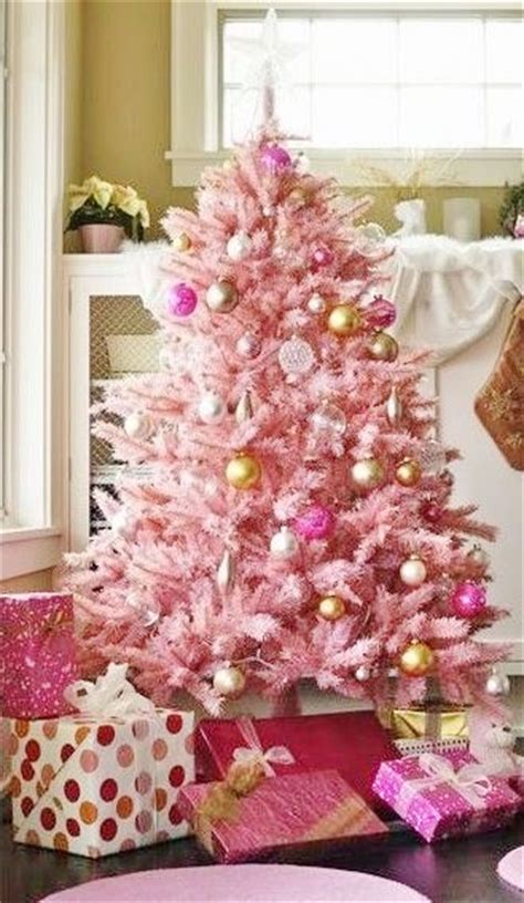 christmas tree decorationquotes 17 best ideas about pink tree on girly tree trees and