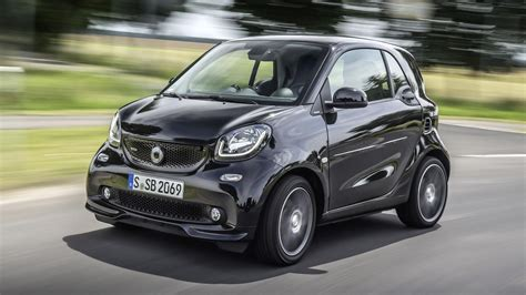 Tg's Smart Fortwo Brabus Review  Top Gear