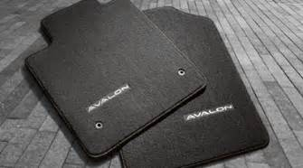oem avalon floor mats olathe toyota parts center