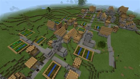 These Are The Best Minecraft Pe Village Seeds For Lazy