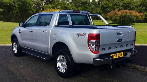 Used Ford Ranger Diesel Pick Up Double Cab Limited 1 2.2