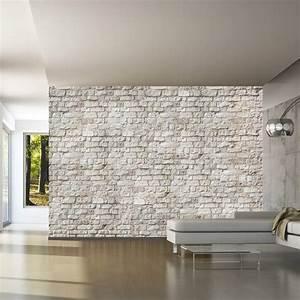 Papier Peint Trompe L Oeil Brique : papier peint trompe l 39 oeil design pas cher tapisserie ~ Premium-room.com Idées de Décoration
