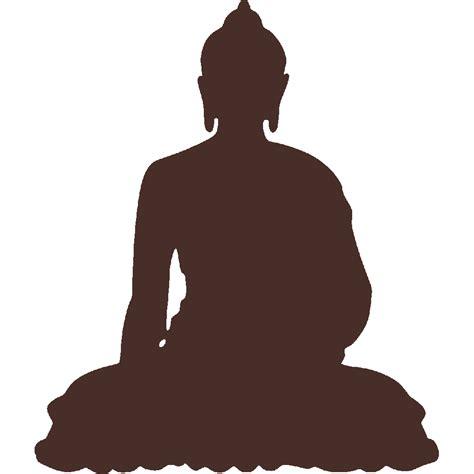 chambre bouddha stickers stickers chambre ado bouddha silhouette stick