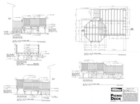 printable deck plans free diy deck porch patio stair plans build your own