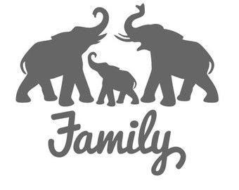 elephant svg etsy elephant family elephant images