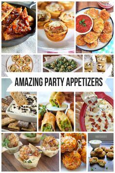 21 Goddess Appetizers For A Girls' Night In  Girls Night