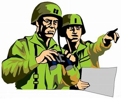 Ww2 Clipart Clip Army Team Document Officers