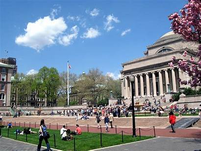 Columbia University Commons York Wikimedia College Colleges