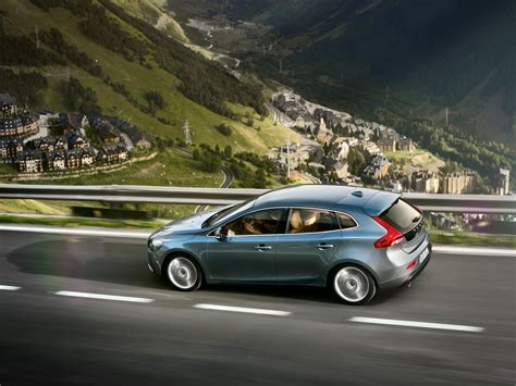volvo car corporation presents scandinavian style