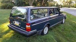 1990 Volvo 240 Dl Wagon 4-door 2 3l