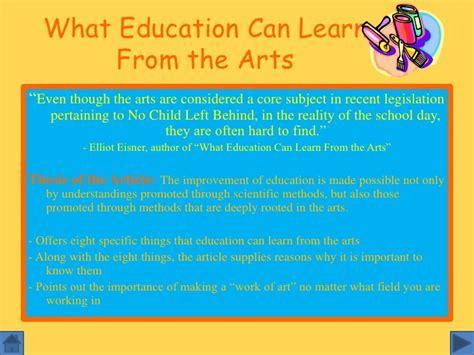 importance of art in preschool the importance of keeping in education 847