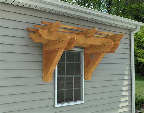 cut cedar eyebrow wall pergolas pergolas by style gazebocreations com