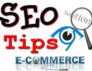 Seo Company Advice by Optimization Of E Commerce Websites