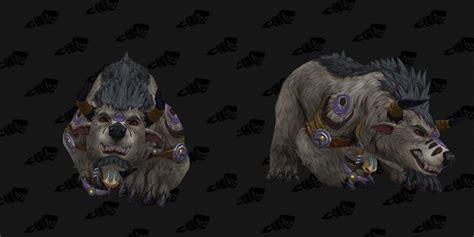 druid form given a second update worgen and goblins none