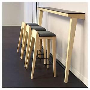 Tabouret De Bar Tissu : tabouret de bar design en bois om 16 0 mjiila ~ Teatrodelosmanantiales.com Idées de Décoration