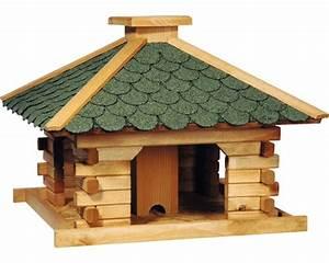 Das Futterhaus Online Shop : vogelfutterhaus rustikal quadratisch 50x50x38 cm bei hornbach kaufen ~ Eleganceandgraceweddings.com Haus und Dekorationen