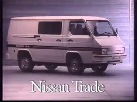 Anuncio Nissan Trade Youtube