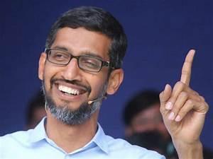 Sundar Pichai: Google CEO Sundar Pichai received nearly US ...
