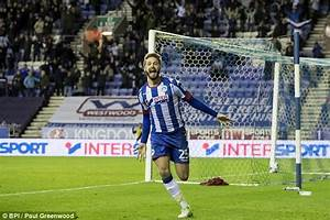 Wigan 3-2 Barnsley: Powell scores quick-fire hat-trick ...