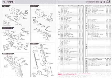 Walther P22 Diagram 28 Images Walther P99 Diagram Wiring Diagram