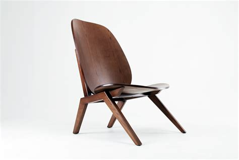 modern lounge chair with classic style design home