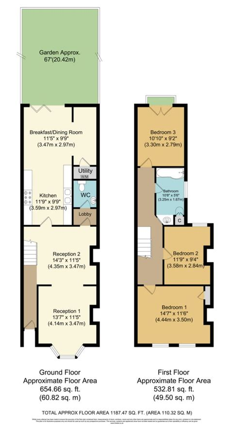 kitchen extension floor plans pin by d on terraced house side 4746