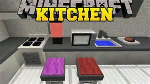 minecraft kitchen furniture minecraft kitchen mod microwave toaster blender dish washer more mod showcase