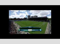 FIFA 15 Sassuolo vs Napoli Doovi