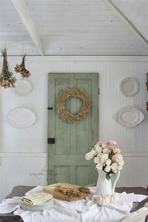 Vintage Charm & White Capris  French Country Cottage