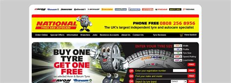 National Tyres And Autocare Vouchers For 2018