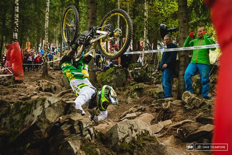 OUCH! Sam Hill Gnarly World Champs Crash Pic - Pinkbike
