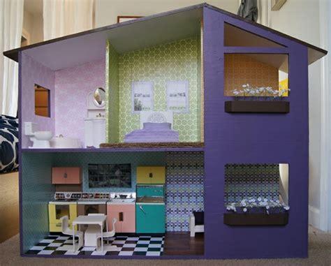 puppenhaus holz selber bauen puppenhaus selber bauen und spielecke im kinderzimmer organisieren
