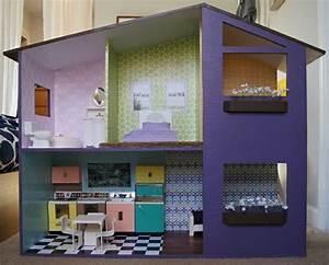 Haus Selber Streichen : puppenhaus selber bauen und spielecke im kinderzimmer organisieren ~ Whattoseeinmadrid.com Haus und Dekorationen