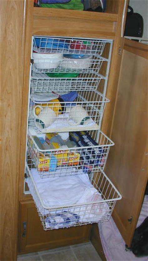 rv closet organizer jeff s rv page