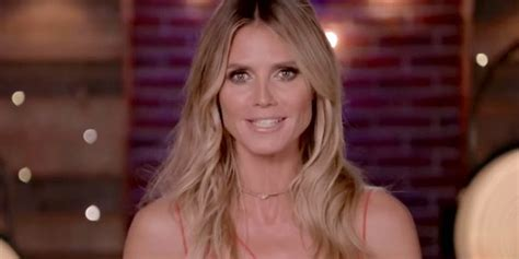 Heidi Klum Shares Topless Photo While Vacation