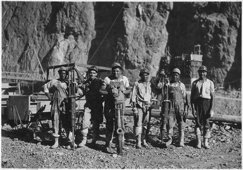"""File:""""Negroes employed as drillers on the construction of ..."""