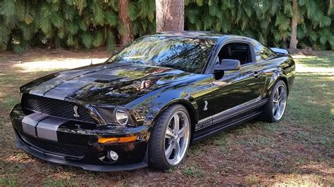 2007 Ford Mustang Shelby Gt500 185076