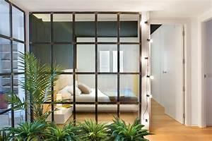 Verrière Intérieure Ikea : d coration contemporaine avec verri res ~ Melissatoandfro.com Idées de Décoration