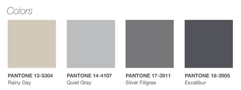Pantone Farben Grau by Pantone Color Institute In Praise Of Gray