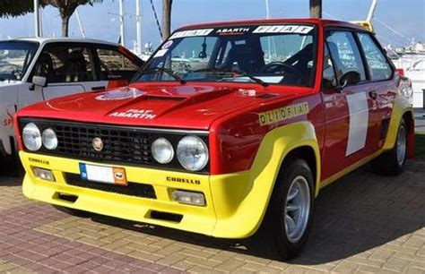 Fiat 131 Abarth For Sale by 1978 Fiat 131 Abarth Rally Conversion For Sale Car And