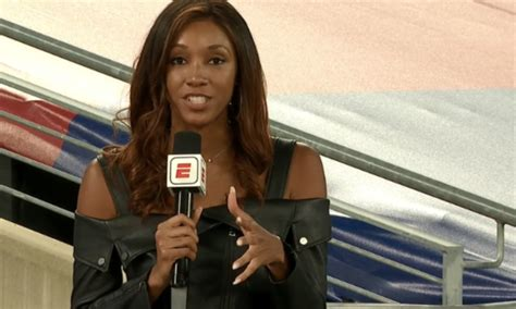 Maria Taylor Responds To Radio Host's Sexist Outfit Comment