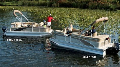 Best Pontoon Fishing Boats 2016 by 17 Best Images About 2016 Bennington Pontoon Boats On
