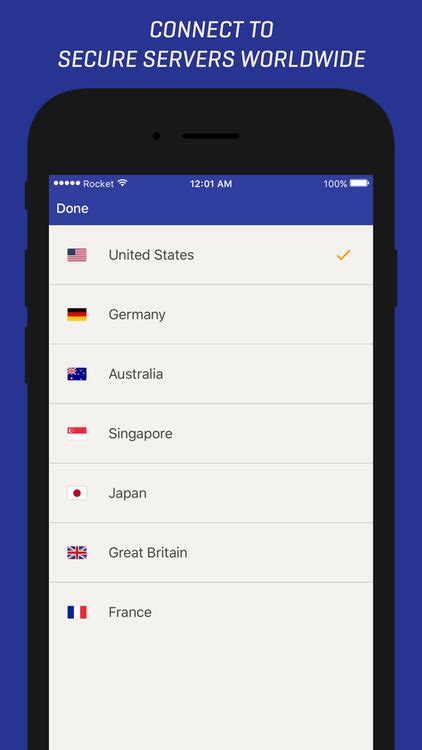 private search on iphone rocket vpn private browsing by liquidum limited Priva
