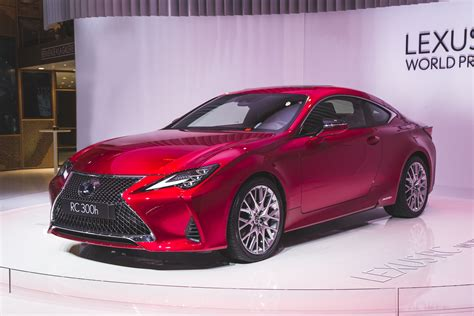 Facelifted Lexus RC: prices and specs announced   Autocar