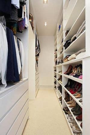 1000 ideas about narrow closet on narrow