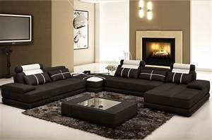 canap mobilier prive With tapis chambre enfant avec canapé confort luxe cuir