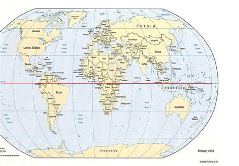 world map  equator  world map gray