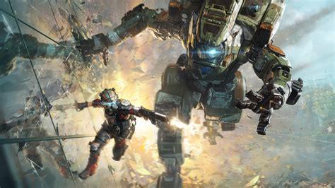 titanfall 2 sci fi soldier mecha rob wallpaper 1487