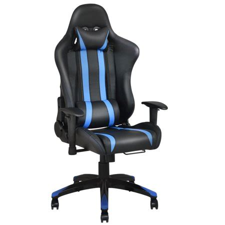 costway racing high  reclining gaming chair ergonomic